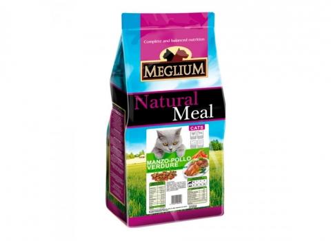 Adult Chicken Beef and Vegetables для взрослых кошек с курицей, говядиной и овощами