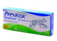 Превикокс для собак 227 мг, 1 таблетка
