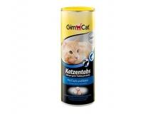 Gimcat Таблетки для кошек с рыбой