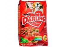 DARLING. Корм сухой для взрослых собак, с мясом и с добавлением овощей