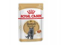 British Shorthair Adult, влаж. корм для кошек британск. короткошерстнойй породы