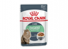 Digest Sensitive (в соусе), корм для кошек с чувствительным пищеварением