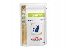 Diabetic (пауч), диета для кошек при сахарном диабете