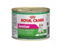 Junior Mousse, для щенков мелких пород в возрасте до 10 месяцев