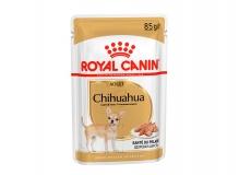 Chihuahua Adult (паштет), вл. корм для собак породы Чихуаху c 8 месяцев