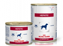 Hepatic, диета для собак при заболеваниях печени