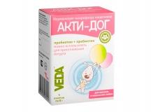 АКТИ-дог для щенков и маленьких собак, 5 пакетиков по 8г