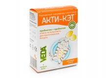 АКТИ-кэт для кошек и котят, 5 пакетиков по 8г