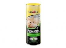 Gimcat Таблетки для кошек с морскими водорослями и биотином
