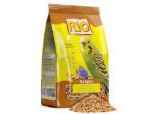 RIO Корм для волнистых попугайчиков в период линьки