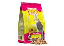 RIO Корм для средних попугаев в период линьки, 500 г