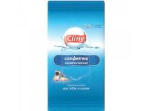 Cliny Влажные гигиенические салфетки
