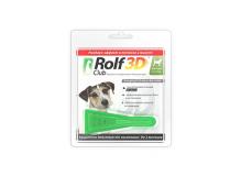 Rolf Club 3D Капли для собак 4-10 кг от клещей и блох