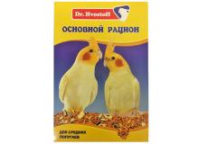 Dr. Hvostoff Основной рацион для средних попугаев